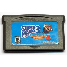 Super Mario Bros 3 (Super Mario Advance 4)