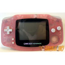 Gameboy Advance Fuchsia