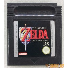 The Legend of Zelda - Links Awakening DX