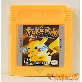 Pokemon Yellow Reproduksjon