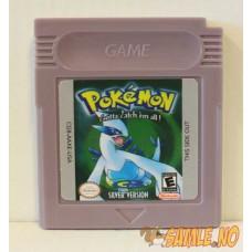 Pokemon Silver Reproduksjon