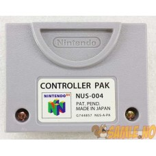 Nintendo 64 Controller Pak - Minnekort