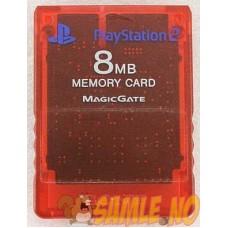 Playstation 2 Minnekort Spec.Ed.