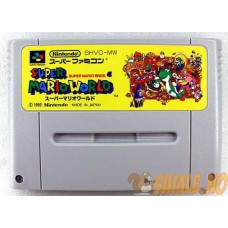 Super Mario World (Jap)