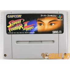 Street Fighter 2 Turbo (Jap)