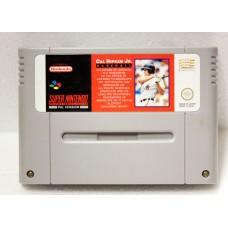 Cal Ripken Jr Baseball