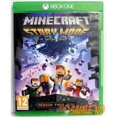 Minecraft Story Mode Season Pass