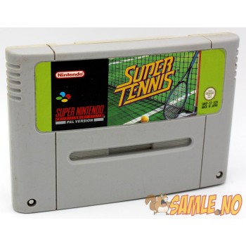 Super Tennis - Ugly but works
