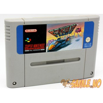 F-Zero Ugly but works