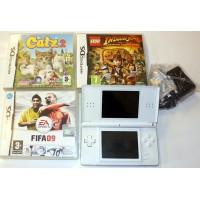 Nintendo DS Lite m 3 Spill