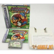 Megaman Battle Network 2 CIB EUR