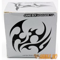 Gameboy Advance SP Tribal Edition CIB