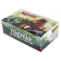 Battle for Zendikar Booster Display