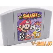 Super Smash Brothers Reprodution