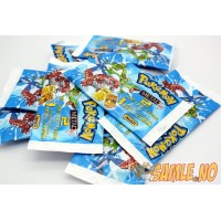 10 Pakker Pokemon Dogtags