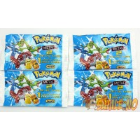 4 Pakker Pokemon Dogtags