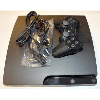 PS3 Slim 320GB HDD m. 10 Spill