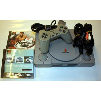 Playstation 1 m. 2 Spill