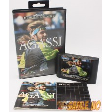 Andre Agassi Tennis CIB