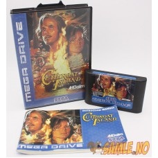 Cuthroat Island CIB