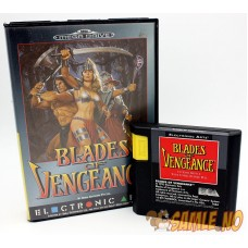 Blades of Vengeance CB