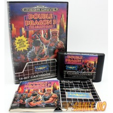 Double Dragon 3 The Arcade Game