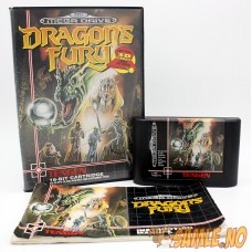 Dragon's Fury CIB